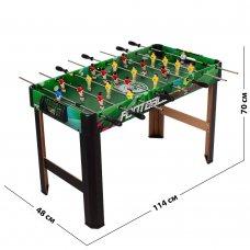 Футбол настольный деревянный для детей Bambi 1086