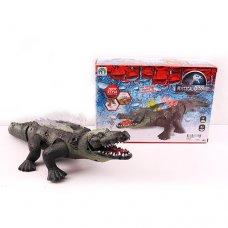 Динозавр 9789-41, ходит, музыкальные и световые эффекты