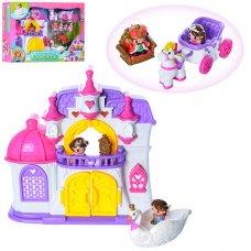 Замок для принцессы с музыкальными и световыми эффектами KEENWAY 32903