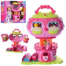 Домик My Little Pony с музыкальными и световыми эффектами 799
