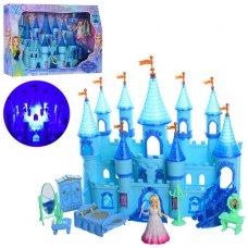 Замок для принцессы Frozen с музыкальными и световыми эффектами SG-29003