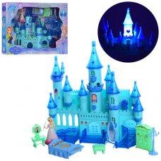 Замок для принцессы Frozen с музыкальными и световыми эффектами SG-29004