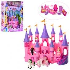 Замок Принцессы музыкальный SG-2976