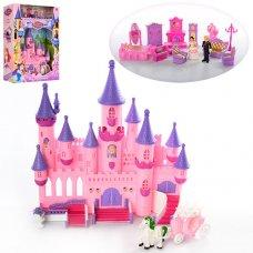 Замок Принцессы музыкальный SG-2977
