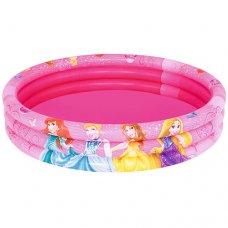 Детский надувной бассейн Принцесы 122х25см, Bestway 91047