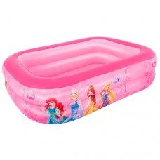 Детский надувной бассейн Принцесы 201х150х51см, Bestway 91056