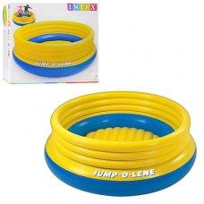 Детский надувной игровой центр-батут Jump-O-Lene Intex 48267