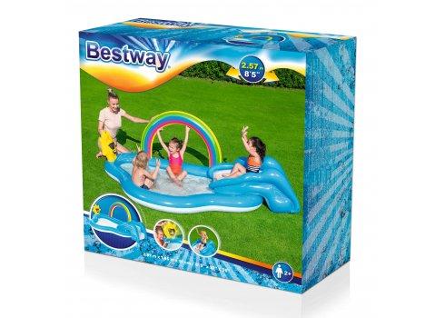 """Игровой бассейн """"Блеск радуги"""" BESTWAY 53092"""