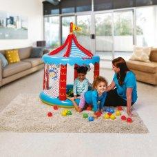 Детски надувной игровой центр Fisher Price Карусель, BestWay 93505