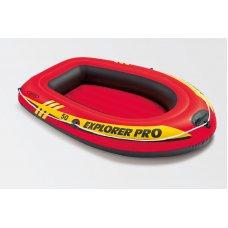 Лодка надувная Explorer 50 Pro, Intex 58354