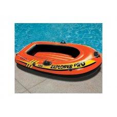 Лодка надувная Explorer 100 Pro, Intex 58355