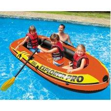 Лодка надувная Explorer Pro 300, Intex 58358