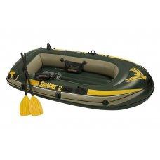 Лодка надувная SeaHawk 2, Intex 68347