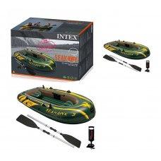 Лодка надувная SeaHawk 3, Intex 68380