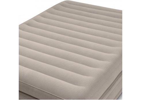 Двухспальная надувная кровать-матрас с встроенным насосом 203х152см, Intex 64446