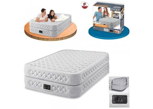 Односпальная надувная кровать с встроенным насосом 191х99см, Intex 64462
