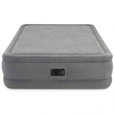 Двухспальная надувная кровать с встроенным насосом 203х152см, Intex 64470