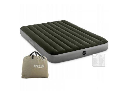 Двуспальный надувной матрас 203х152 Intex 64763