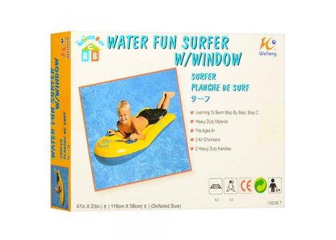 Надувной плотик для детей от 6 лет, D25714
