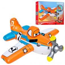 Надувной плотик Planes, Intex 57532