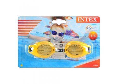 Детские очки для плавания с противоконденсатными линзами, Intex 55601