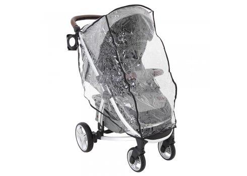 Универсальный дождевик для прогулочной коляски, ПВХ