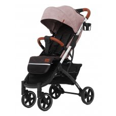 Прогулочная коляска CARRELLO Astra CRL-5505 Apricot Pink розовый