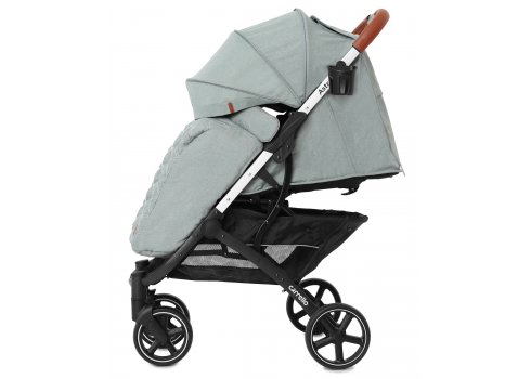 Прогулочная коляска CARRELLO Astra CRL-5505 Mint Green мятный