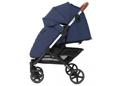 Прогулочная коляска CARRELLO Astra CRL-5505 Ocean Blue синий