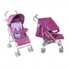 Летняя коляска-трость Babycare Walker BT-SB-0001 CRIMSON
