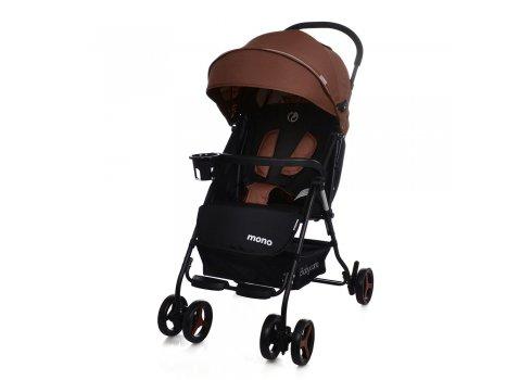 Детская прогулочная коляска Babycare Mono BC-1417 Brown