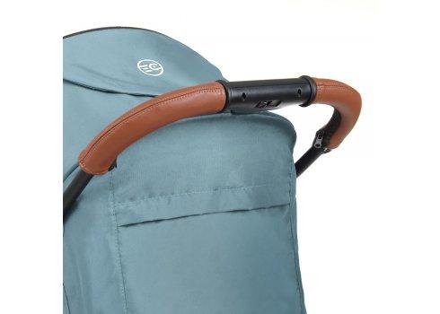 Всесезонная прогулочная коляска El Camino X4 ME 1024 Ice Blue голубой