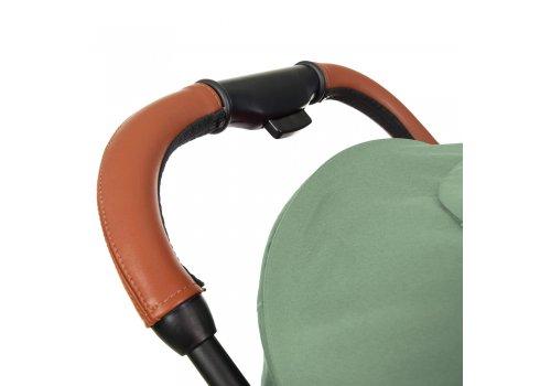 Всесезонная прогулочная коляска El Camino X4 ME 1024 Moss Green зеленый