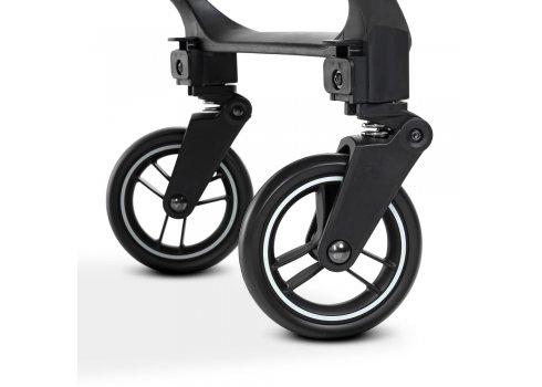 Прогулочная коляска-книжка El Camino Idea ME 1039 Gray серый