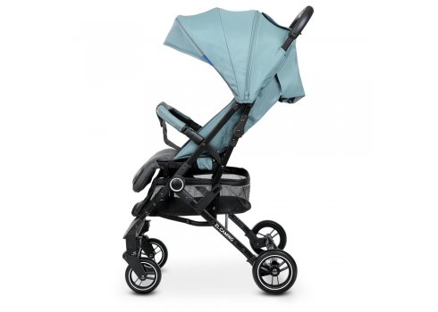 Прогулочная коляска-книжка El Camino Idea ME 1039 Ice Blue голубой