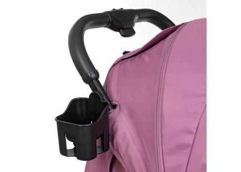 Прогулочная коляска-книжка El Camino Idea ME 1039 Plum фиолетовый