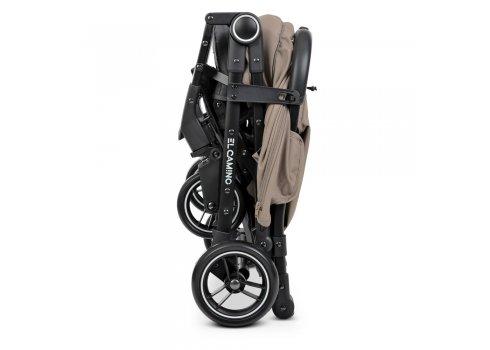 Прогулочная коляска-книжка El Camino Idea ME 1039 Sand бежевый