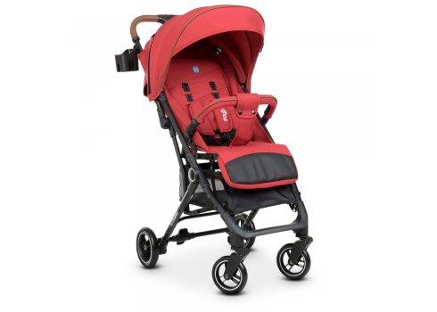 Прогулочная коляска-книжка El Camino Idea ME 1039L Crimson красный