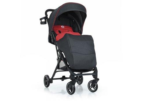 Прогулочная коляска-книжка El Camino Idea ME 1039L Crimson Gray