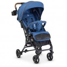 Прогулочная коляска-книжка El Camino Idea ME 1039L Navy синий