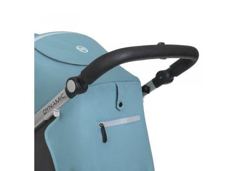 Детская прогулочная коляска-книжка EL CAMINO DYNAMIC ME 1053 Brittany Blue голубой