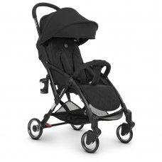 Детская прогулочная коляска El Camino WISH ME 1058 Black черный