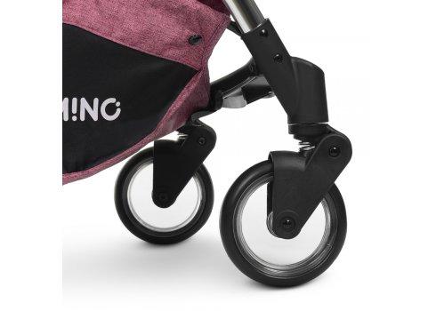 Детская прогулочная коляска El Camino Milly ME 1059 Maroon бордо