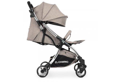 Детская прогулочная коляска El Camino Milly ME 1059 Sand бежевый