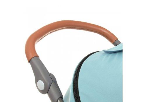 Коляска прогулочная для детей от рождения EL CAMINO INCITY ME 1068 PALE BLUE голубой