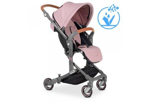 Коляска прогулочная для детей от рождения EL CAMINO INCITY ME 1068 PALE PINK розовый