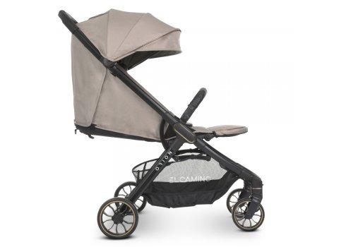 Детская прогулочная коляска EL CAMINO ORION ME 1084 Sand Beige бежевый