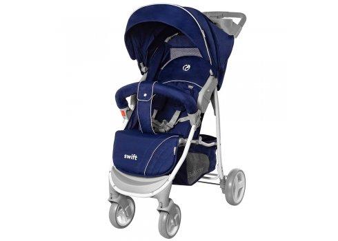 Детская прогулочная коляска BABYCARE Swift BC-11201/1 Blue синий