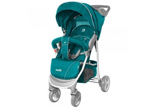 Детская прогулочная коляска BABYCARE Swift BC-11201/1 Green бирюза