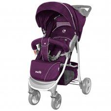 Детская прогулочная коляска BABYCARE Swift BC-11201/1 Purple фиолетовый